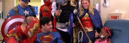 Linx helps CMF launch new program; Heroes with Heart