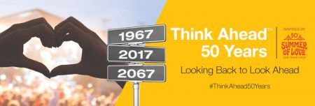 Think Ahead™ 50 Years