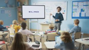 Elmo Board product marketing video